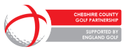 Cheshire County Golf Partnership Supported by England Golf